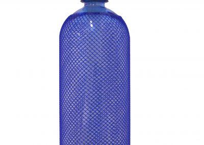 Sifónová plastová fľaša